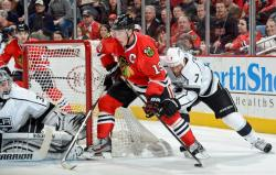 Blackhawks vs. Kings NHL Playoff Betting