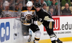 Bruins vs Penguins NHL Playoff Betting